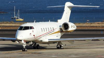 SP-ZSZ - Bombardier BD-100-1A10 Challenger 300 - Jet Service