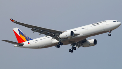 RP-C8760 - Airbus A330-343 - Philippine Airlines