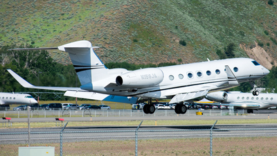 N159JA - Gulfstream G650ER - Private