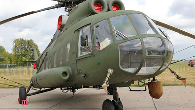 627 - Mil Mi-8RL Hip - Poland - Air Force