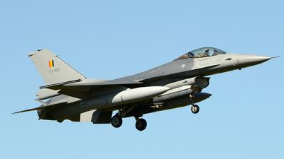 FA-102 - General Dynamics F-16AM Fighting Falcon - Belgium - Air Force