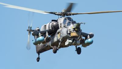 RF-91091 - Mil Mi-28N Havoc - Russia - Air Force