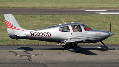 N502CD - Cirrus SR22-G2 - Private