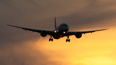 G-ZBKP - Boeing 787-9 Dreamliner - British Airways