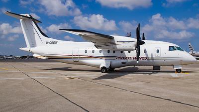D-CREW - Dornier Do-328-100 - Private Wings