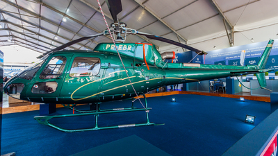 A picture of PREBR - Airbus Helicopters H125 - [7467] - © Radioactivity