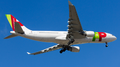 A picture of CSTOO - Airbus A330202 - TAP Air Portugal - © Emerson Victor Farias
