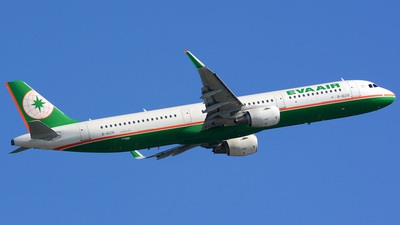 B-16216 - Airbus A321-211 - Eva Air