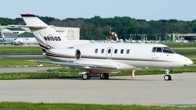 A picture of N815QS - Cessna 700 Citation Longitude - NetJets - © SpotterPowwwiii