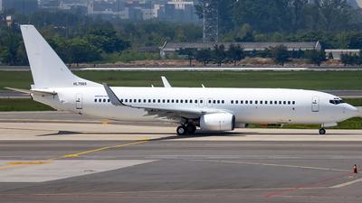 HL7565 - Boeing 737-8B5 - Untitled