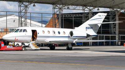 N181RK - Dassault Falcon 200 - Private