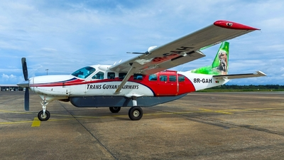 8R-GAH - Cessna 208B Grand Caravan - Trans Guyana Airways