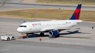 N358NW - Airbus A320-212 - Delta Air Lines