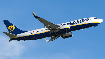 9H-QCP - Boeing 737-8AS - Ryanair (Malta Air)