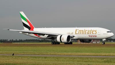 A6-EFL - Boeing 777-F1H - Emirates SkyCargo