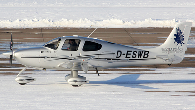 D-ESWB - Cirrus SR22-GTS G3 - Private