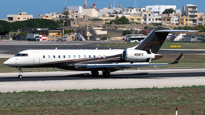 N94FX - Bombardier BD-700-1A10 Global Express XRS - Flexjet