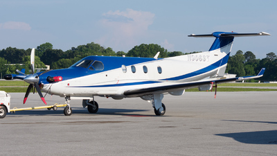 N906ST - Pilatus PC-12/45 - Private