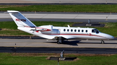 N824DM - Cessna 560XL Citation XLS - Private