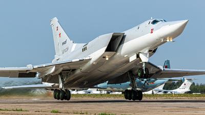 RF-94229 - Tupolev Tu-22M3 Backfire - Russia - Air Force