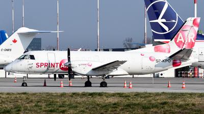 SP-KPO - Saab 340A(F) - SprintAir