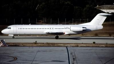 F-GIOJ - Fokker 100 - Air Liberté