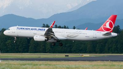 TC-JSJ - Airbus A321-231 - Turkish Airlines