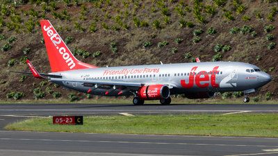 A picture of GJZHX - Boeing 7378MG - Jet2 - © Christoph Rogosz