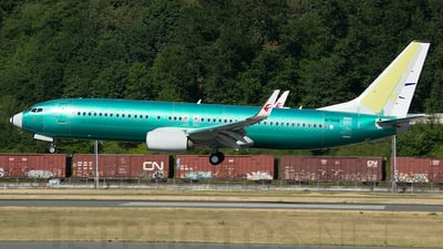 N1786B - Boeing 737-89P - China Eastern Airlines