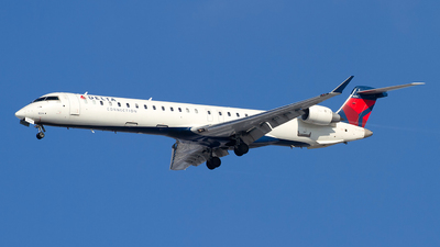 N314PQ - Bombardier CRJ-900 - Delta Connection (Endeavor Air)