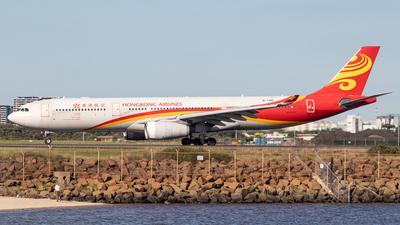 B-LNO - Airbus A330-343 - Hong Kong Airlines