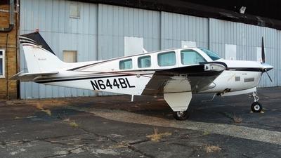N644BL - Beechcraft B36TC Bonanza - Private