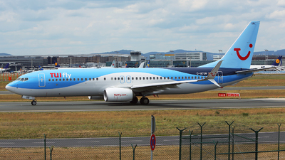 D-ATUN - Boeing 737-8K5 - TUIfly