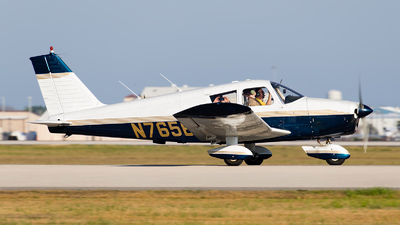 A picture of N7656W - Piper PA28180 - [281635] - © GFB