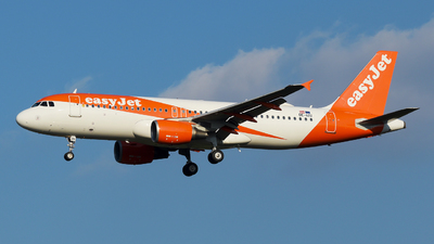 A picture of OEIZU - Airbus A320214 - easyJet - © paoloz99