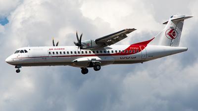 7T-VUJ - ATR 72-212A(500) - Air Algérie