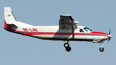 SE-LSK - Cessna 208B Super Cargomaster - NTD Air Cargo