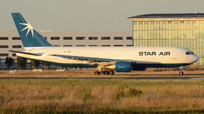 A picture of OYSRF - Boeing 767219(BDSF) - Star Air - © Romain Salerno / Aeronantes Spotters