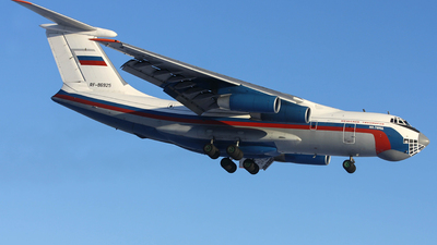 RF-86925 - Ilyushin IL-76MD - Russia - Ministry of Interior