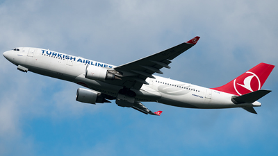 A picture of TCJIN - Airbus A330203 - [0932] - © Matei Dascalu - RomeAviationSpotters