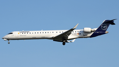 D-ACNK - Bombardier CRJ-900 - Lufthansa CityLine
