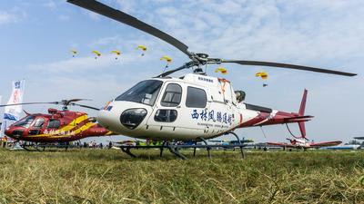 B-70DL - Eurocopter AS 350B3 Ecureuil - Sichuan Xiling Fengteng General Aviation