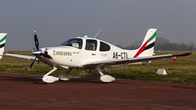 A6-CTL - Cirrus SR22-G6 - Emirates Flight Training Academy
