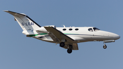 G-LEAI - Cessna 510 Citation Mustang - London Executive Aviation