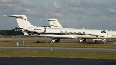 N776RB - Gulfstream G-V - Private