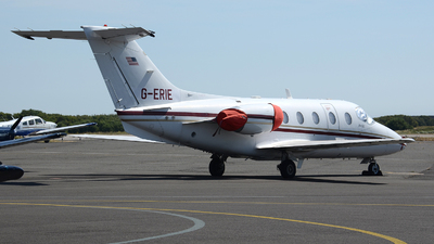 G-ERIE - Beechcraft 400A Beechjet - Private