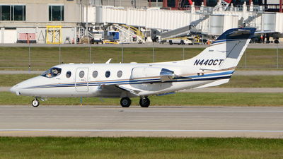 A picture of N440CT - Hawker Beechcraft 400XP - [RK534] - © DJ Reed - OPShots Photo Team