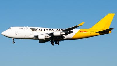 N740CK - Boeing 747-4H6(BCF) - Kalitta Air