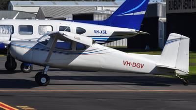 VH-DGV - Cessna 150 - Private