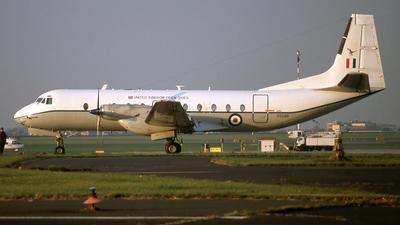 XS596 - Hawker Siddeley Andover C.1PR - United Kingdom - Royal Air Force (RAF)